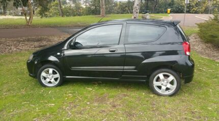 2008 Holden Barina Hatchback (open to offers)