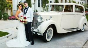 CLASSIC CARS LIMO LIMOUSINE RENTAL - WEDDINGS BENTLEY ROLLS ROYCE STRETCH LIMOUSINES