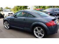 Audi TT 3.2l V6 Dsg quattro