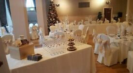 Luxury Ivory chair covers 300