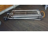 Large Folding Propane LPG Gas BBQ