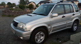 Grand Vitara 2.0TD, Great condition, Anglesey
