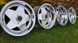 16'Classic Wheels Alloys BORBET A 5X120 all width J9 BMW models..etc PCD..