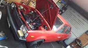 KE70 corolla, track car. Rowville Knox Area Preview