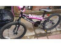 Girl BMX in grimsby