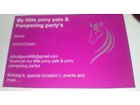 Pony partys