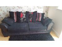 3 seater sofa from harveys.