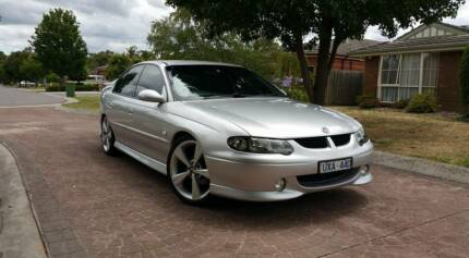 2002 Holden Vx Commodore, Cammed, LS1, T56 Manual 6 Speed