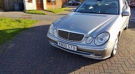 Mercedes e270 cdi Avantgarde 92500k FSH