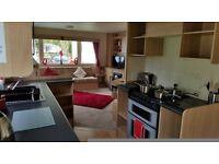 Haggerston Castle 3 bed 8 birth family caravan ***bookings accepted for 2017***