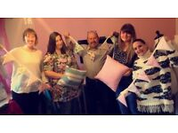 PONTARDAWE SEWING BEE @ DRAGON ARTS
