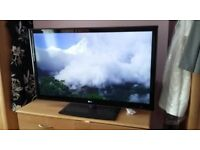 "47"" LG TV with freeview"