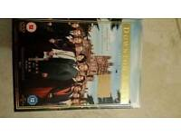 Downton Abbey Dvd's