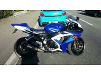 Gsxr 750 k7 for sale 2007