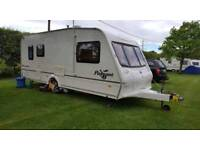 Bailey Pageant 5/6 berth caravan