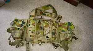 Army webbing and H harness Warracknabeal Yarriambiack Area Preview