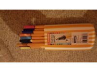 STABILO 20 Neon point 88 colouring drawing ART pens