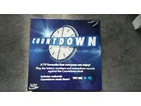 countdown boadgame