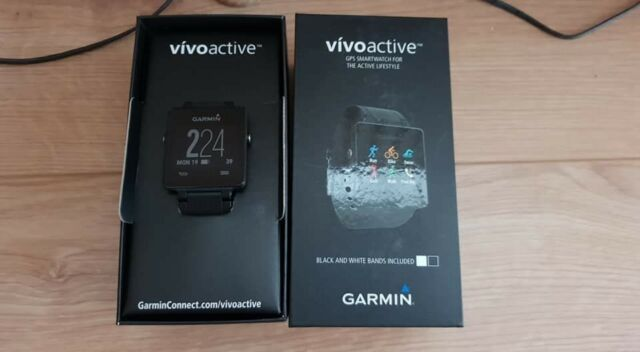 Garmin Vivoactive GPS Smart Watch with Sports Apps | in Sheffield, South  Yorkshire | Gumtree