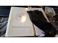 100% Remy Real Human Hair Extensions (Full Set)