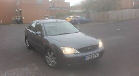 NEW 12 MONTHS MOT For Mondeo 1.8 Petrol Very Good Condition