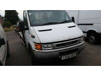 IVECO 2.8 DIESEL RECOVERY