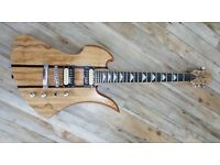 The B.C. Rich Exotic Classic Mockingbird