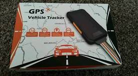 GPS vehicle and motorbike tracker system.