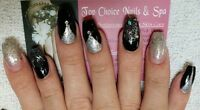 LOOKING TO HIRE FULL TIME/PART TIME NAIL TECHNICIAN