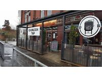 Chorlton Tap looking to hire full-time chef
