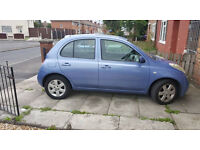 nissan micra ecelllent condition.