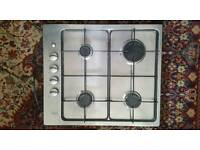 Gas hob for built in