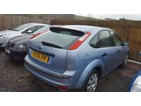 FORD FOCUS 1.4 MOT 05/06/2017 Or we can pass with full year Mot FULL SERVICE HISTORY!