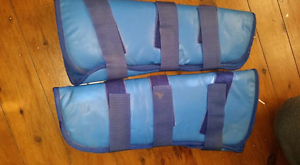 Set of 2  float boots never used Wiley Park Canterbury Area Preview