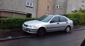Honda for sale 250£ for negociation.