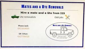 Mates and a Ute Removals Boondall Brisbane North East Preview