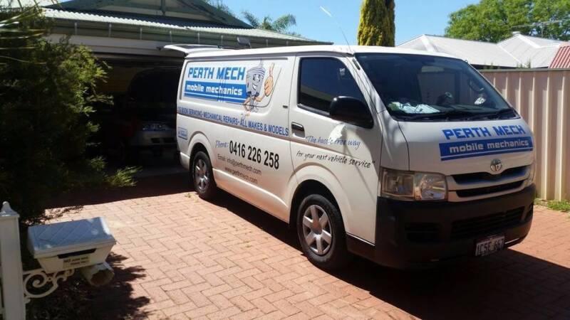 Perth Mech Mobile Mechanics