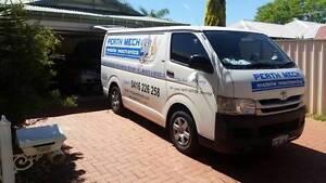 Perth Mech Mobile Mechanics West Perth Perth City Area Preview