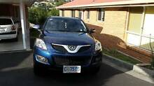 2011 Great Wall X240 SUV Old Beach Brighton Area Preview