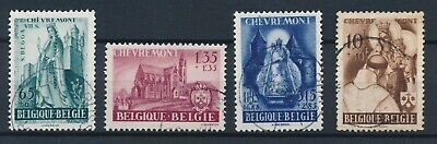 [720] Belgium 1948 good Set very fine Used Stamps