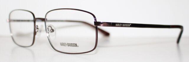 Harley Davidson Eyeglasses HD 494 D96 Brown 57mm   eBay