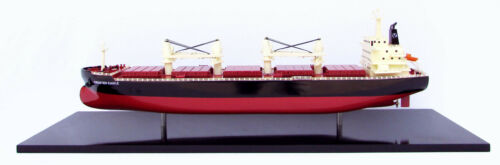 Crested Eagle Cargo Ship - Handmade Wooden Ship Model NEW
