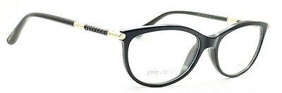 JIMMY CHOO 154 29 53mm Eyewear Glasses RX Optical Glasses FRAMES Italy - New