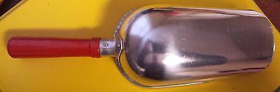 1950s Popcorn Scoop Vintage Popcorn Or Candy Scoop Aluminum