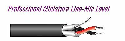 West Penn Wire (454 22 Gauge) Installation Microphone/Line Bulk Cable (100 ft)  ()