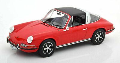 Porsche 911T Targa rot 1971 - 1:18 Norev limited