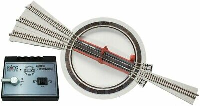KATO N Gauge Eléctrico Placa Giratoria 20-283 Tren Modelo Suministros