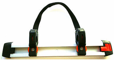 Vaude 12579 Plug And Ride 2.0 Befestigungsschiene Repuesto Accesorio Soporte