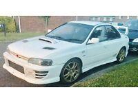 Subaru Impreza wrx ( low mileage )