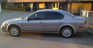 2000 Maxima best offer takes it